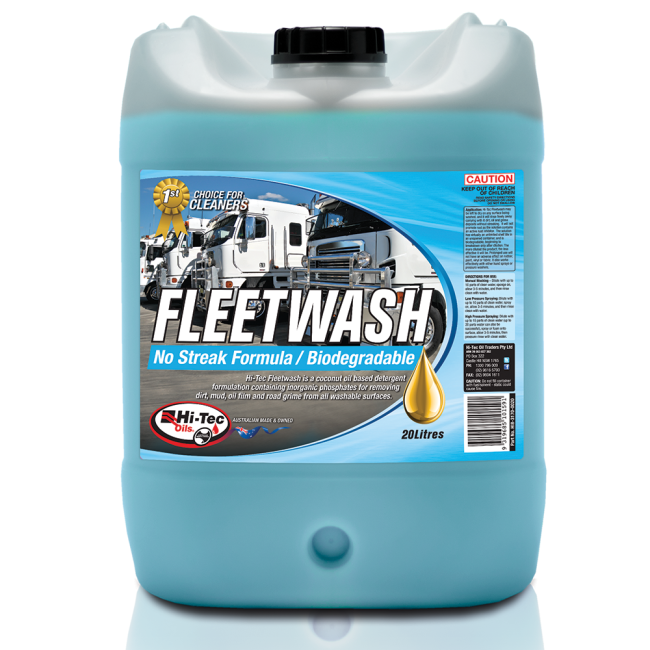 FREE Metro Delivery on Truck & Bus Wash detergent products